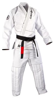 Premium Competition Jiu Jitsu Gi - White